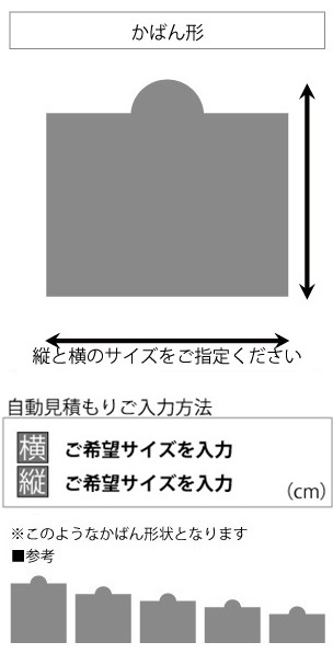 ラグマット&カーペットサイズオーダー方法
